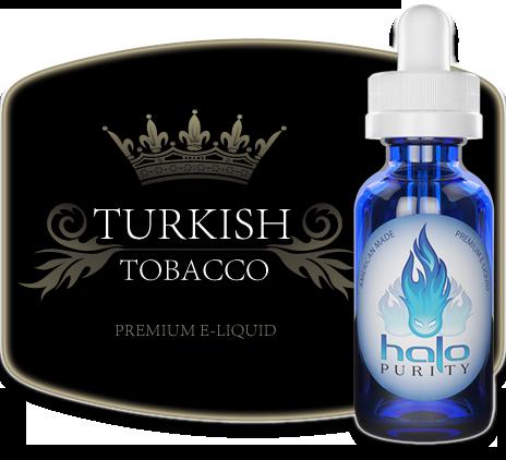 Turkish Tobacoo 10 ml - Halo