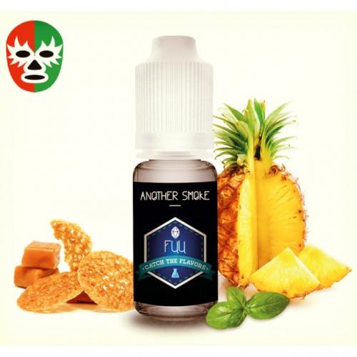 DOUBLE.NELSON (Ananas,caramel,basilic)