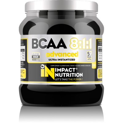 BCAA ADVANCED 8:1:1 300 G