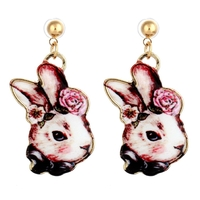 Boucles miss lapine