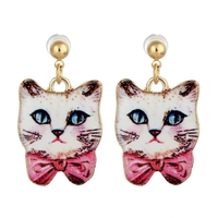 Boucles miss cat