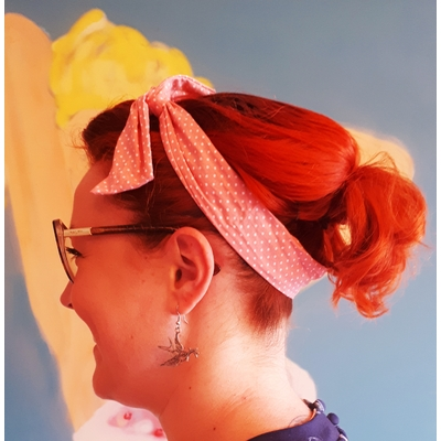 Head_Band_Rose_petit_pois_blanc_pinup_retro_rockabilly_happy_2
