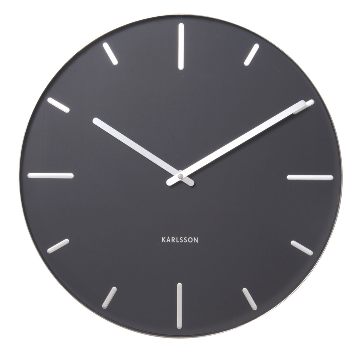 horloge de bureau london clock 24395 horloge murale. Black Bedroom Furniture Sets. Home Design Ideas