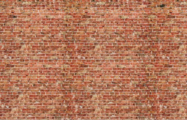 Stickers briques rouges autocollant mur pour bureaux - Mur de brique rouge interieur ...
