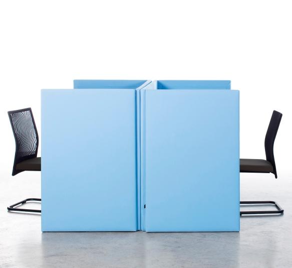 Cloison acoustique individuelle Desk
