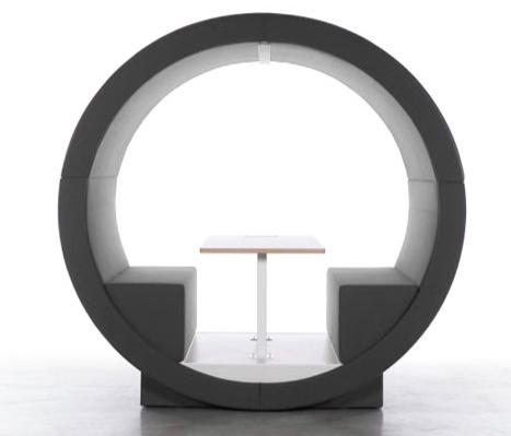 module-acoustique-bureau-gris