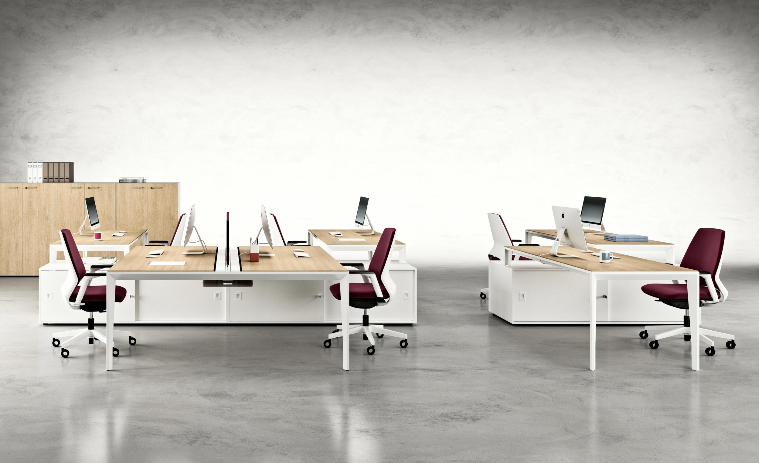 Bureau bench moderne X5
