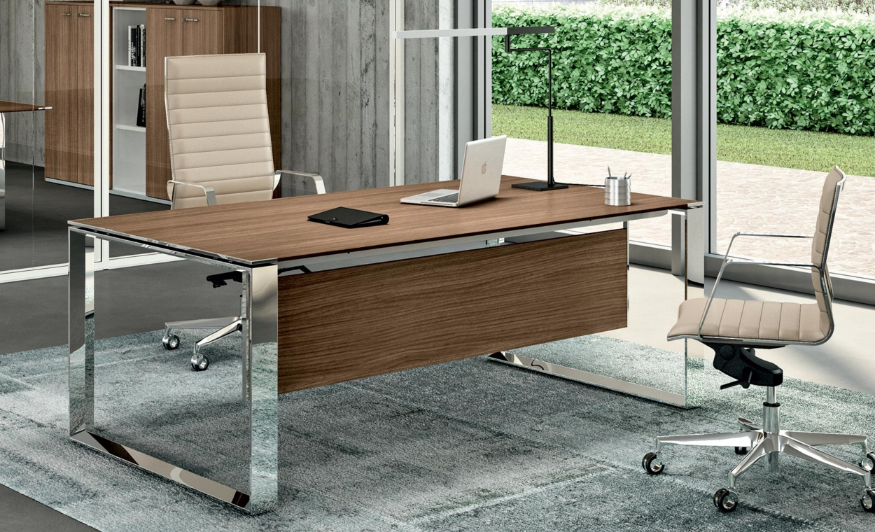 Bureau de direction moderne X7