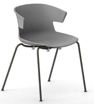 chaise de r union empilable pour salle de r union. Black Bedroom Furniture Sets. Home Design Ideas