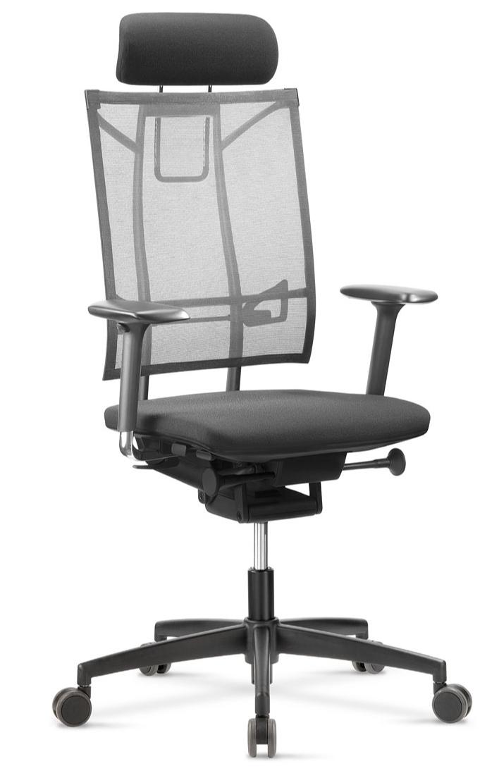 siège-ergonomique-noir