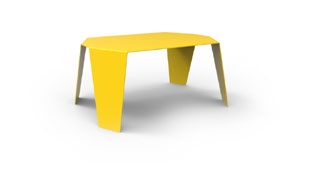 Table basse colorée - Tables/Tables basses - Kollori.com