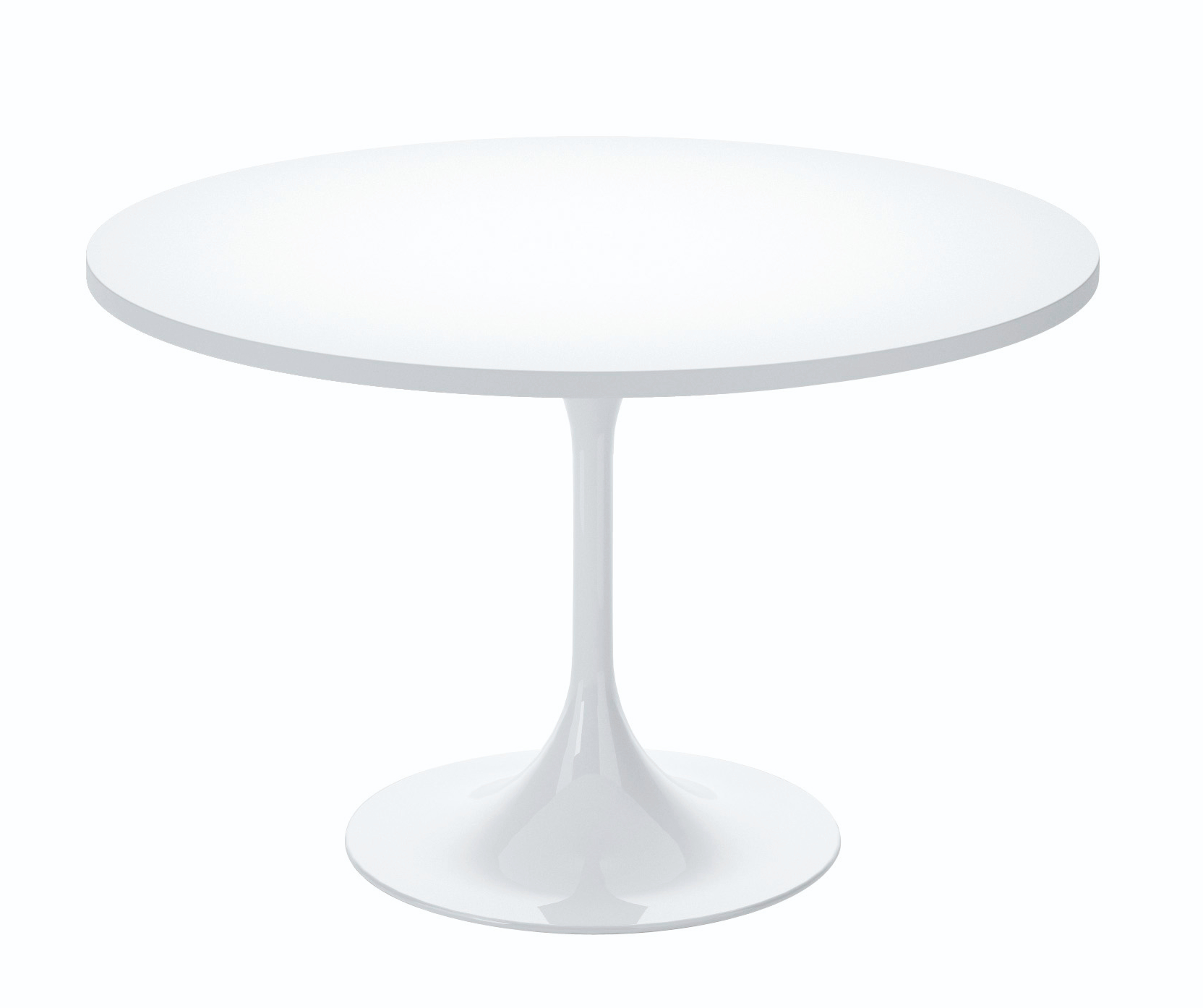 Table cafétéria ronde T03