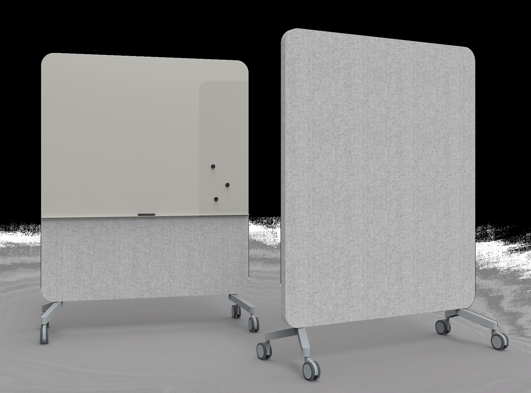 Tableau mobile acoustique Mood 150 cm