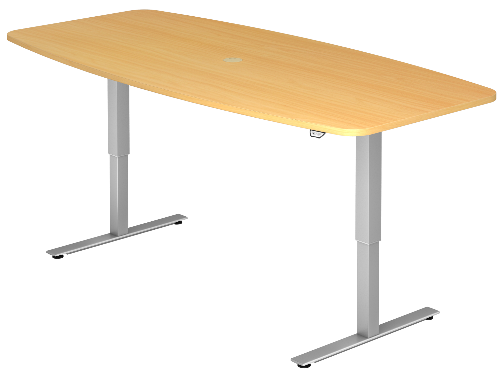 Table de réunion réglable en hauteur Xm