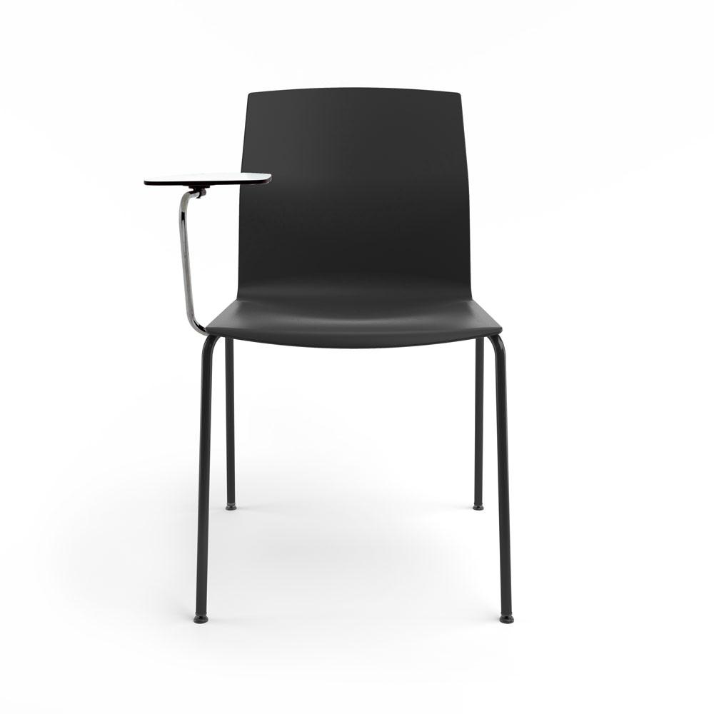 Chaise avec tablette écritoire Kabi