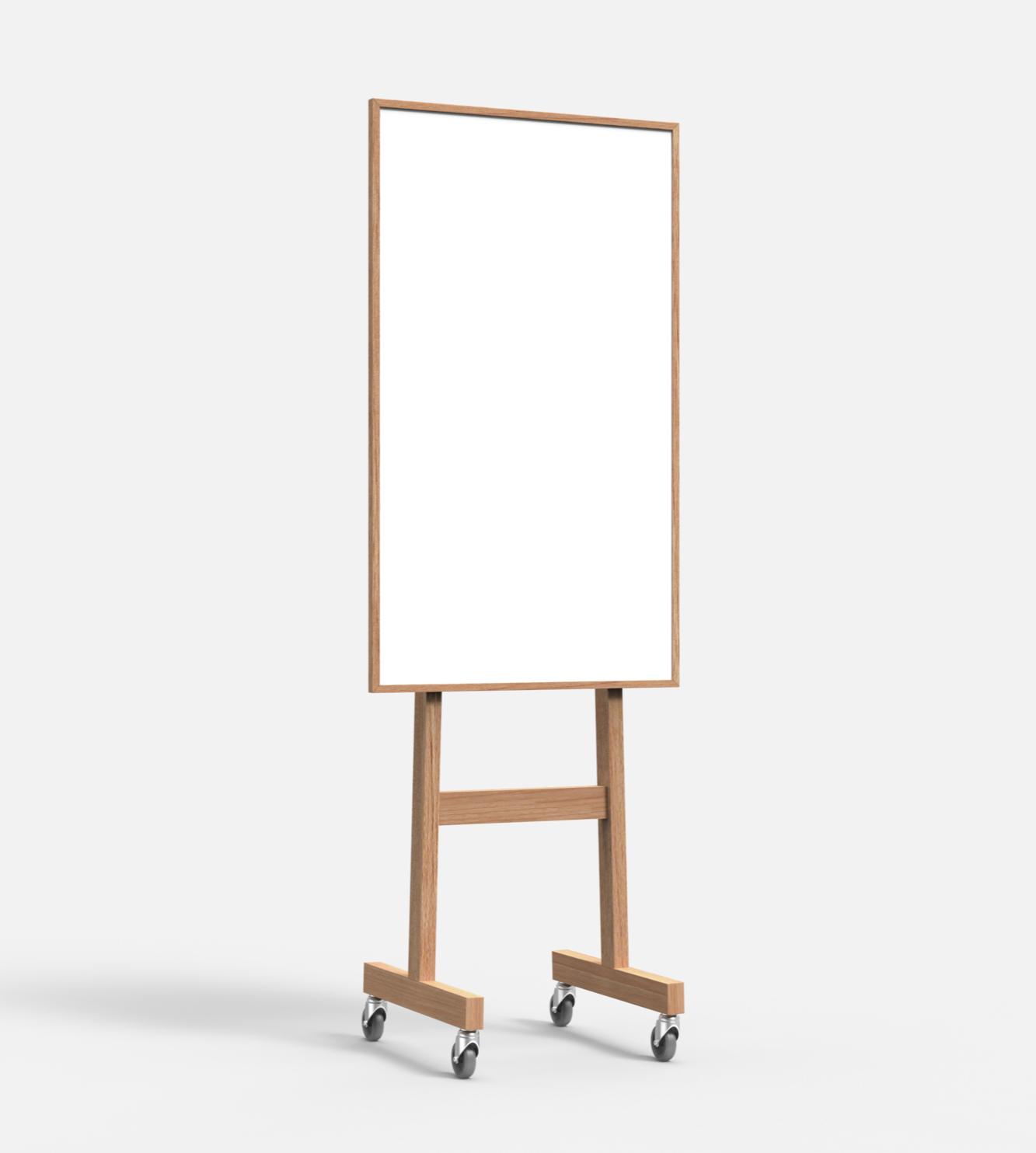 Tableau mobile design en bois 70 cm