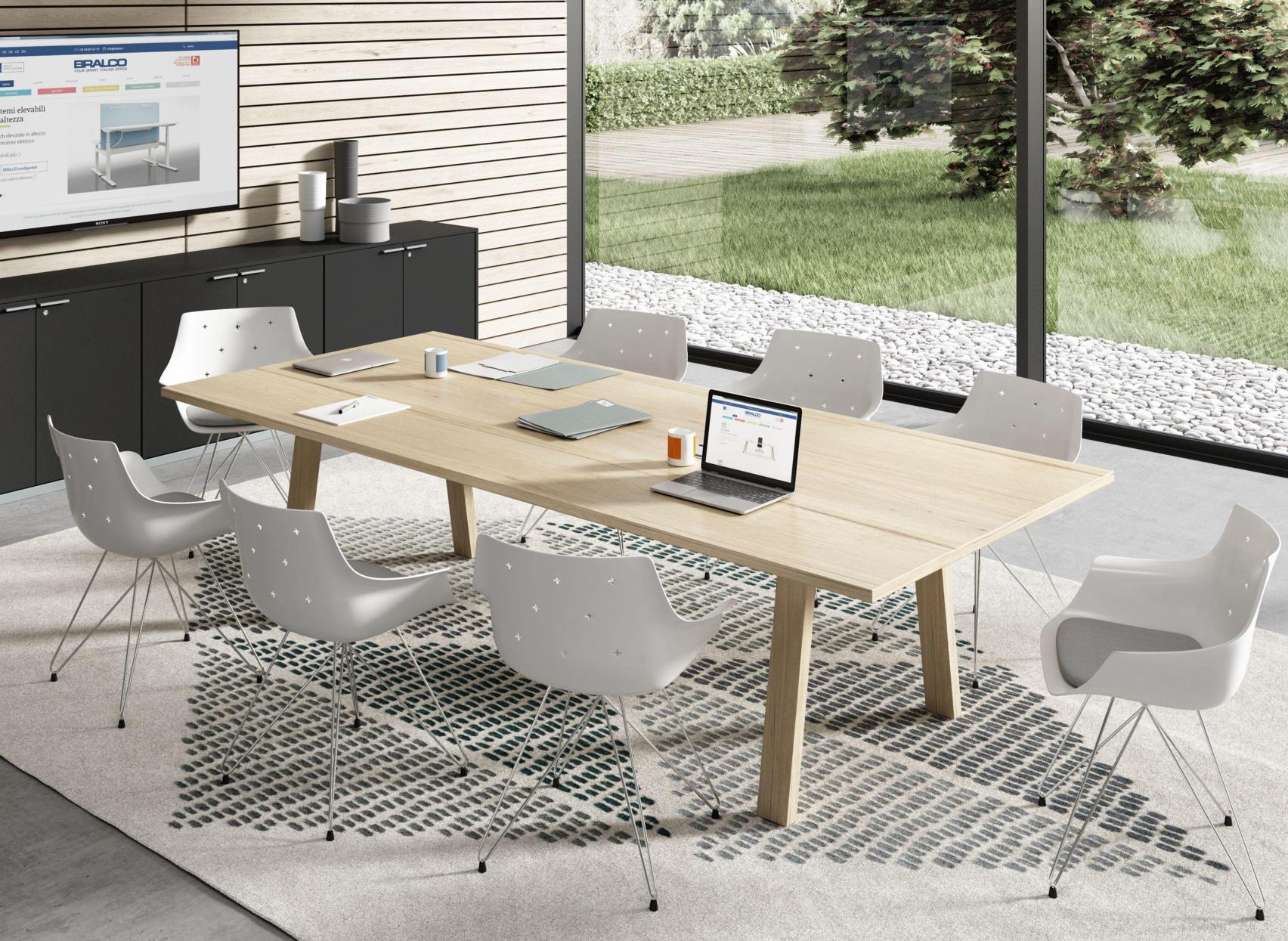 table de coworking sans top access