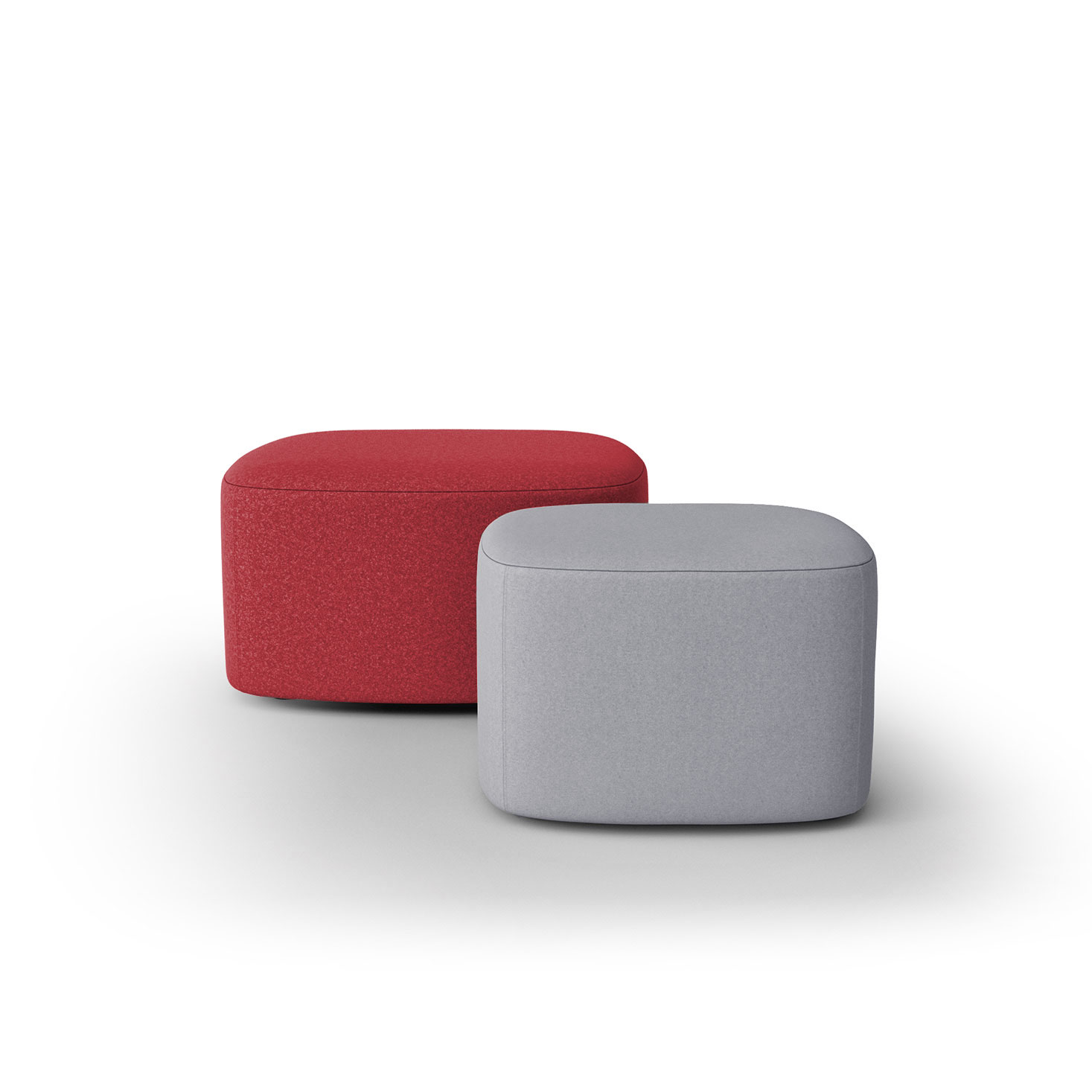 Pouf simple et design Abbey