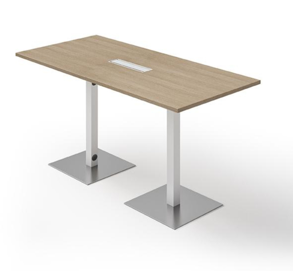 Table haute contemporaine Greko