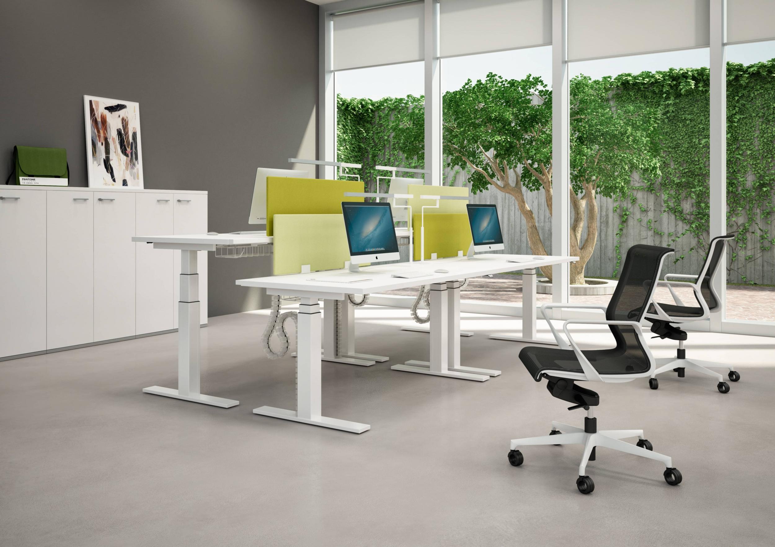 Bureau réglable électrique Sit&Stand