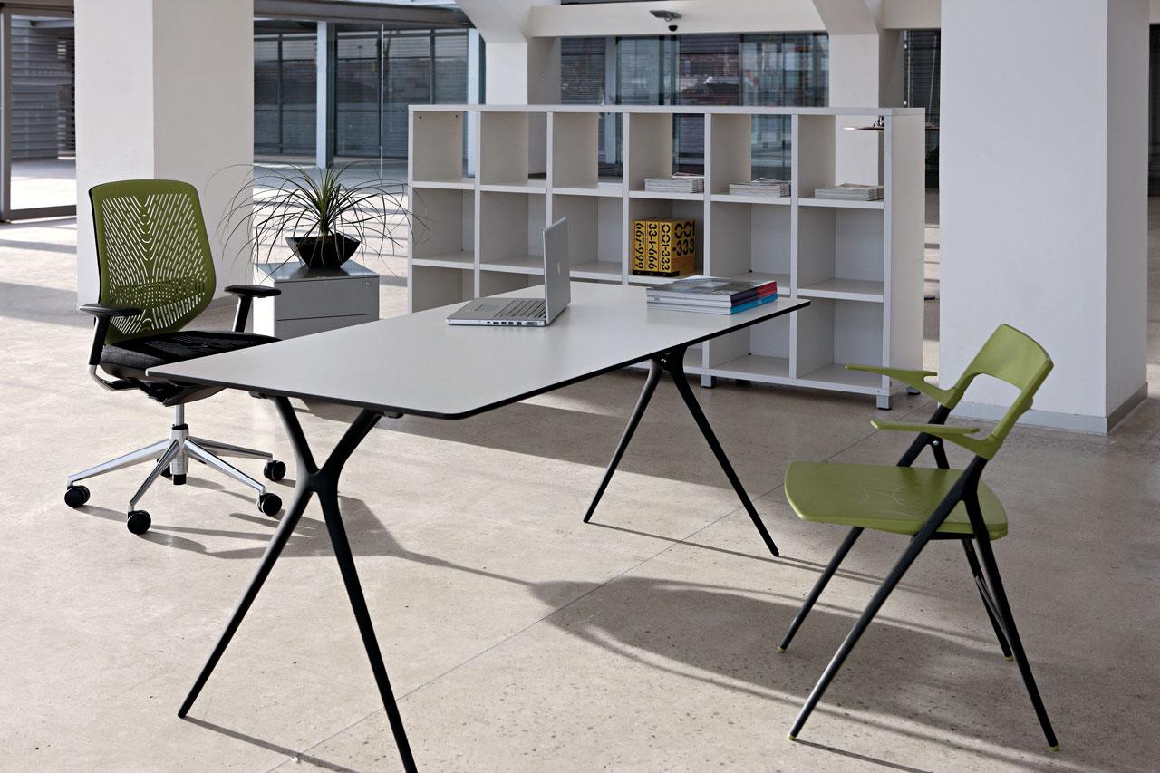 Table pliante design Plek