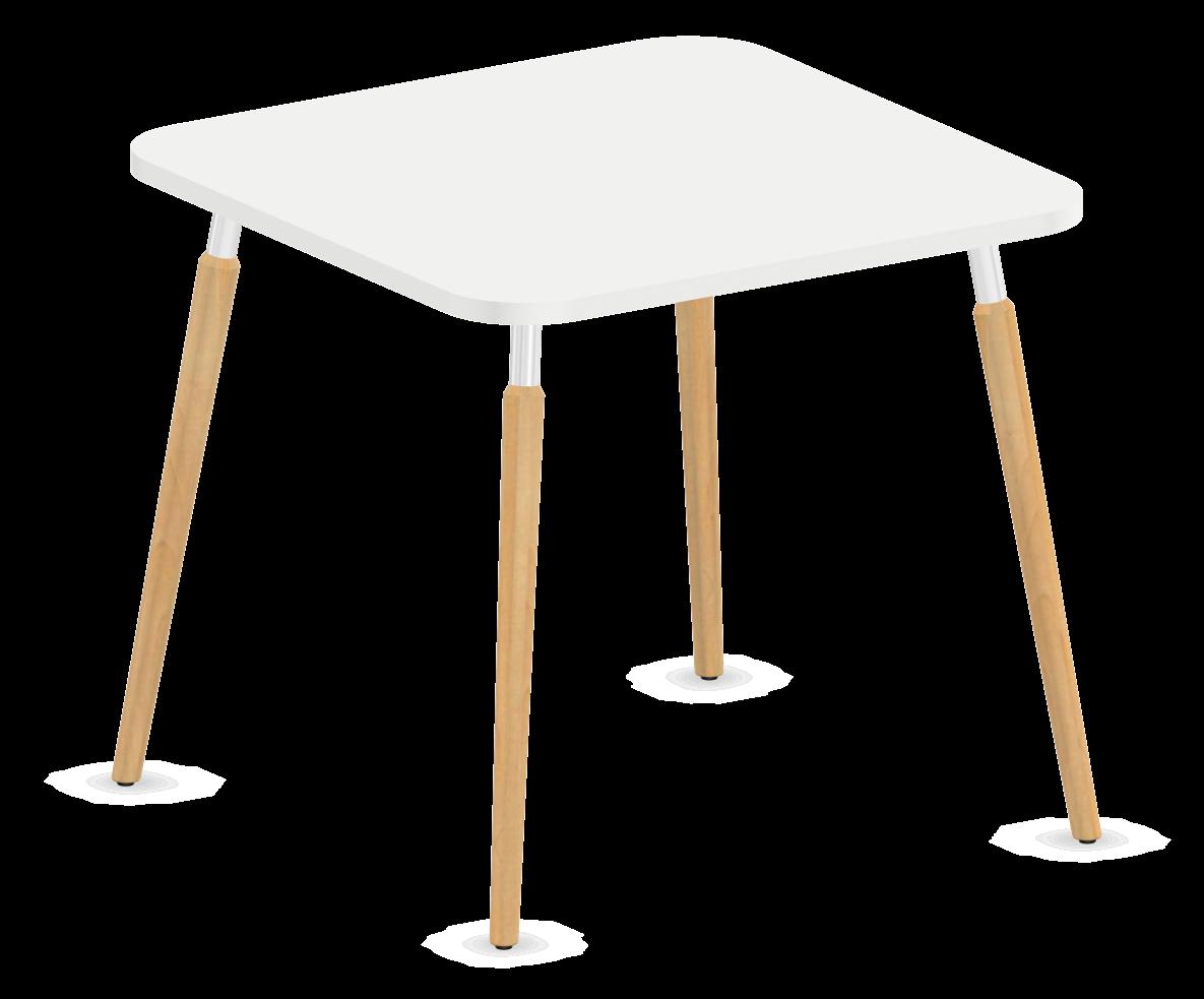 table de conférence carré