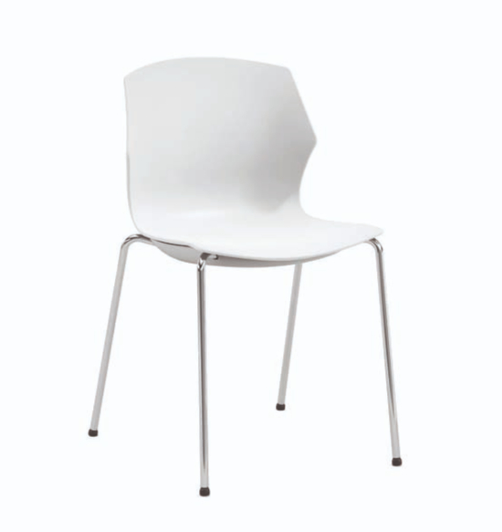 Chaise de réunion Frill