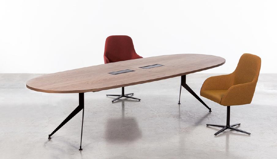 Table ovale Usoa