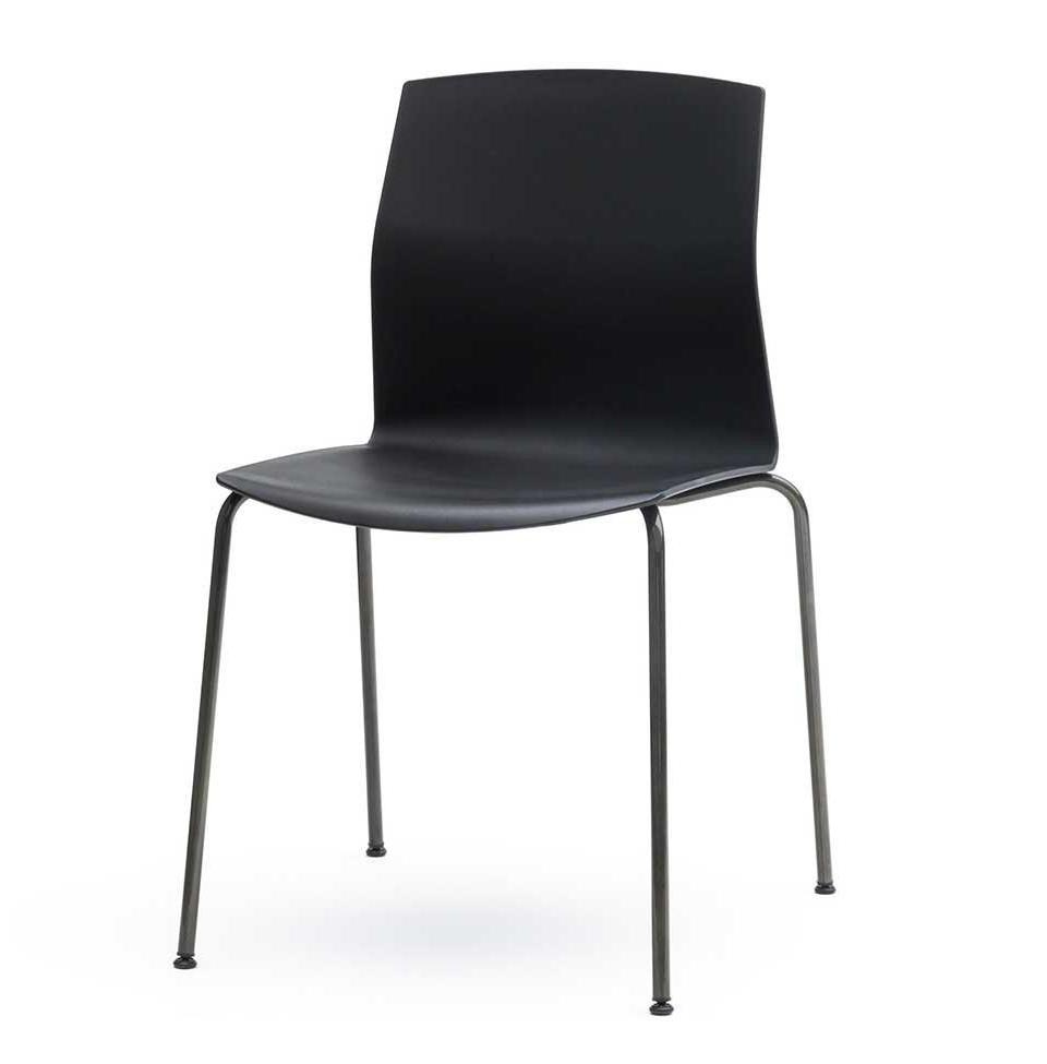Chaise polypropylène Kabi (Lot de 4)