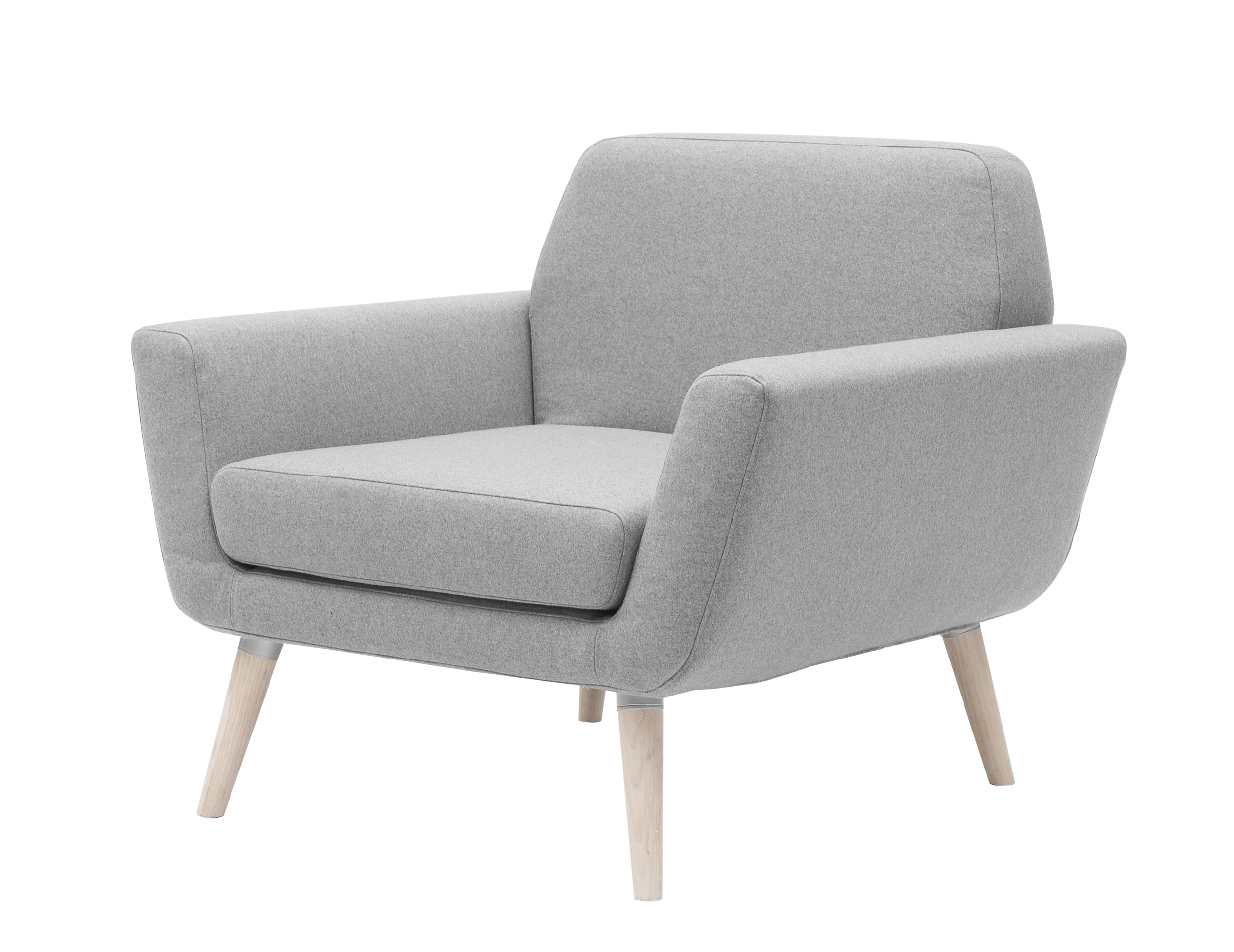 Fauteuil scandinave Scope