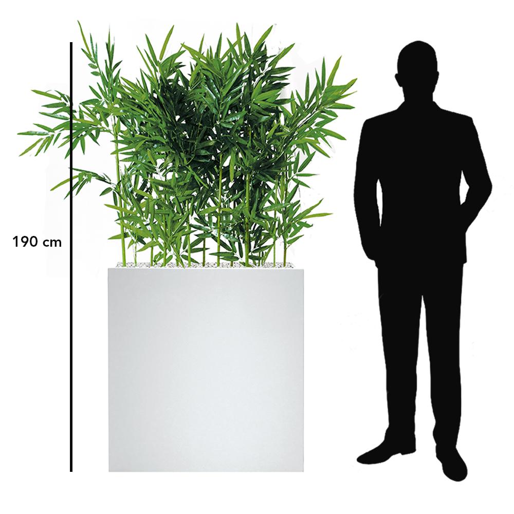 Séparateur d\'espace en bambou 190 cm