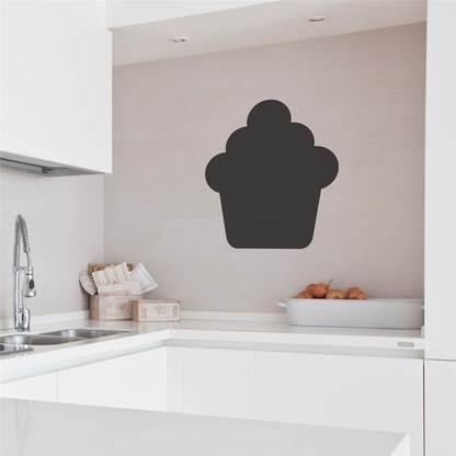 Stickers ardoise cupcake pour cuisine d 39 entreprise - Stickers ardoise pour cuisine ...