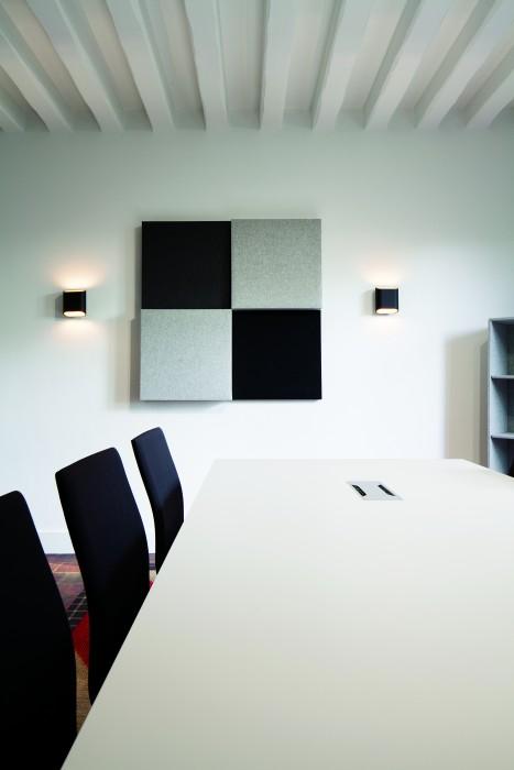 Panneau acoustique carré Blox