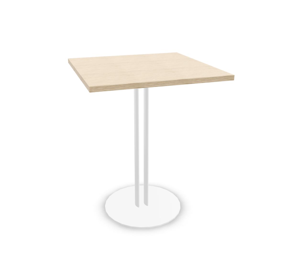 table de cafétéria 60x60 cm