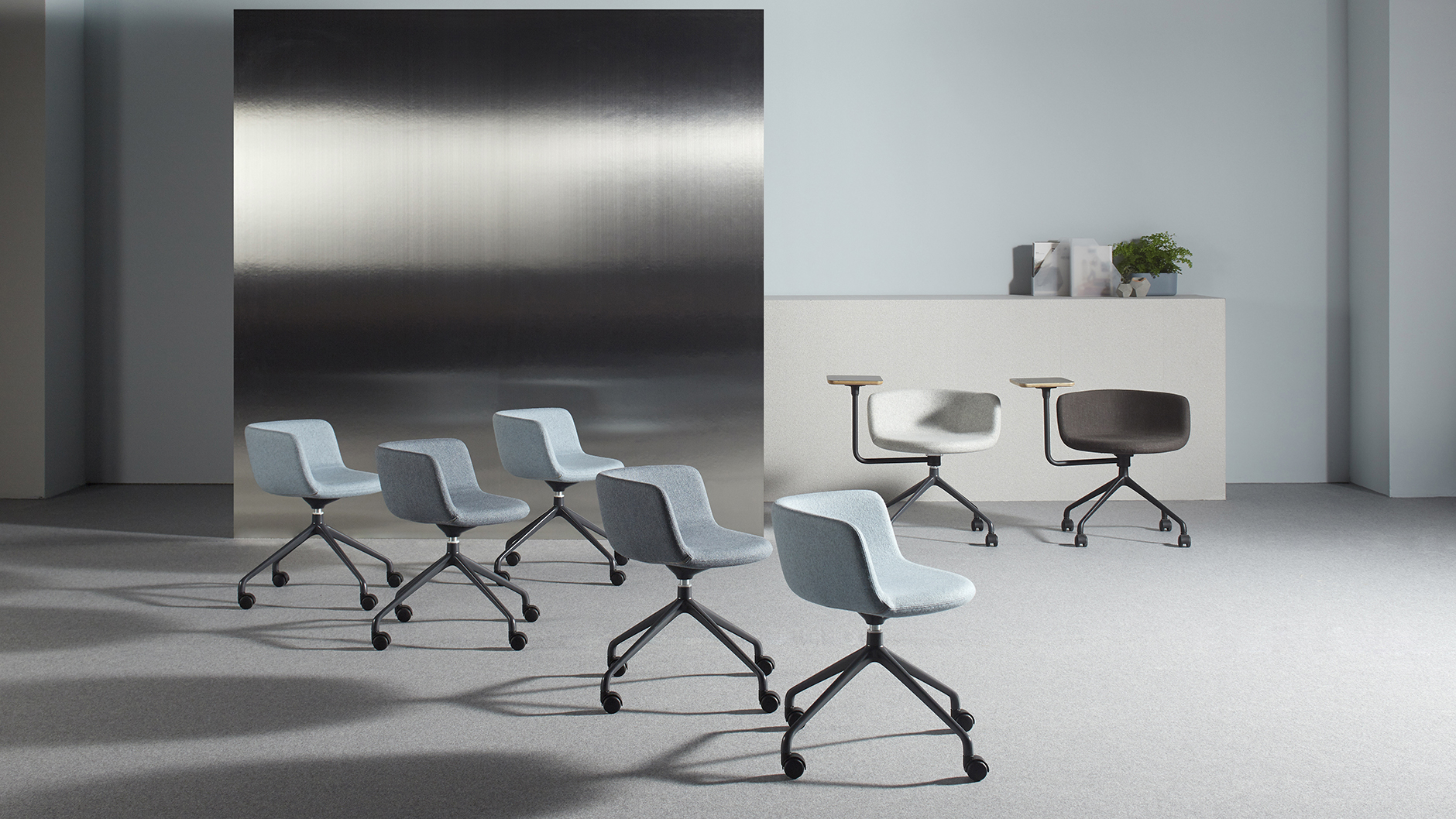 Chaise collaborative Xoko
