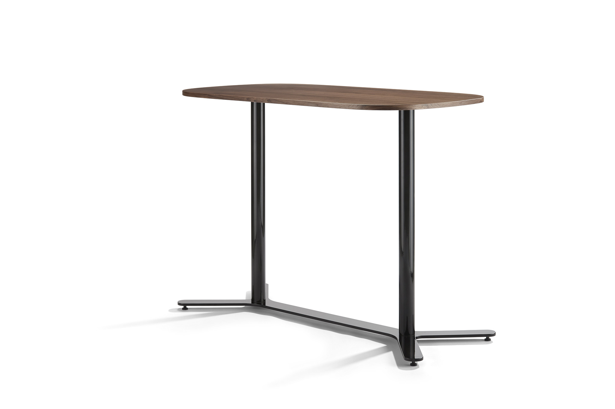 Grande table haute collaborative Gune