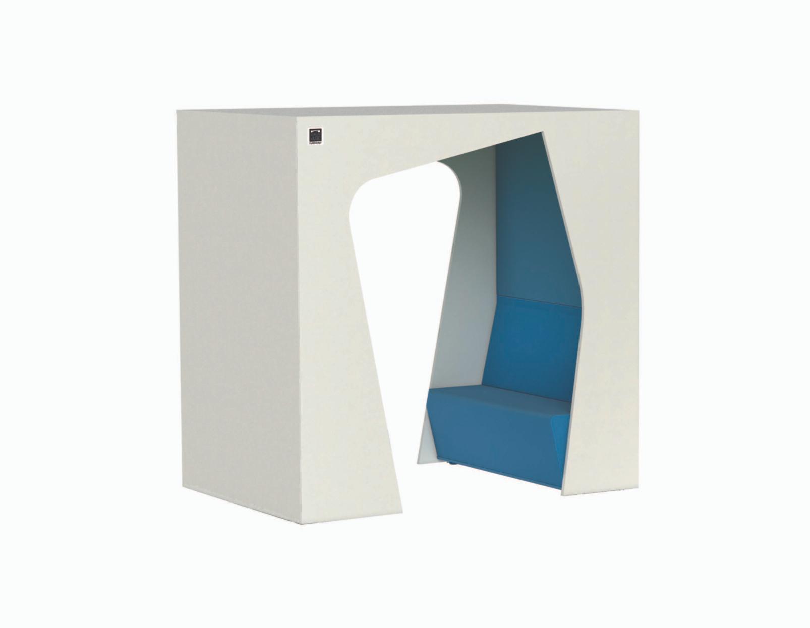 Box Komunikube ouverte pour 2 personnes