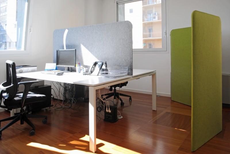 Panneau de séparation universel Desk