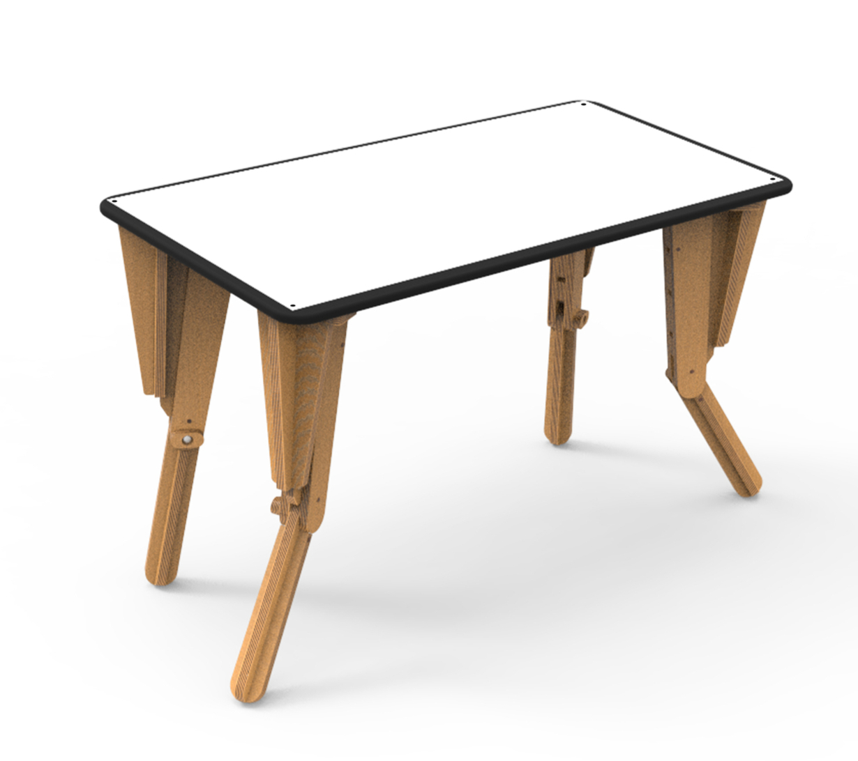 Table modulable Velleda Omni
