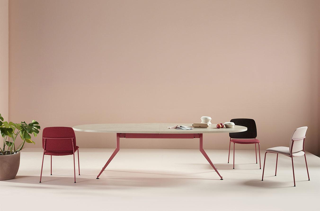 Table de réunion design Usoa