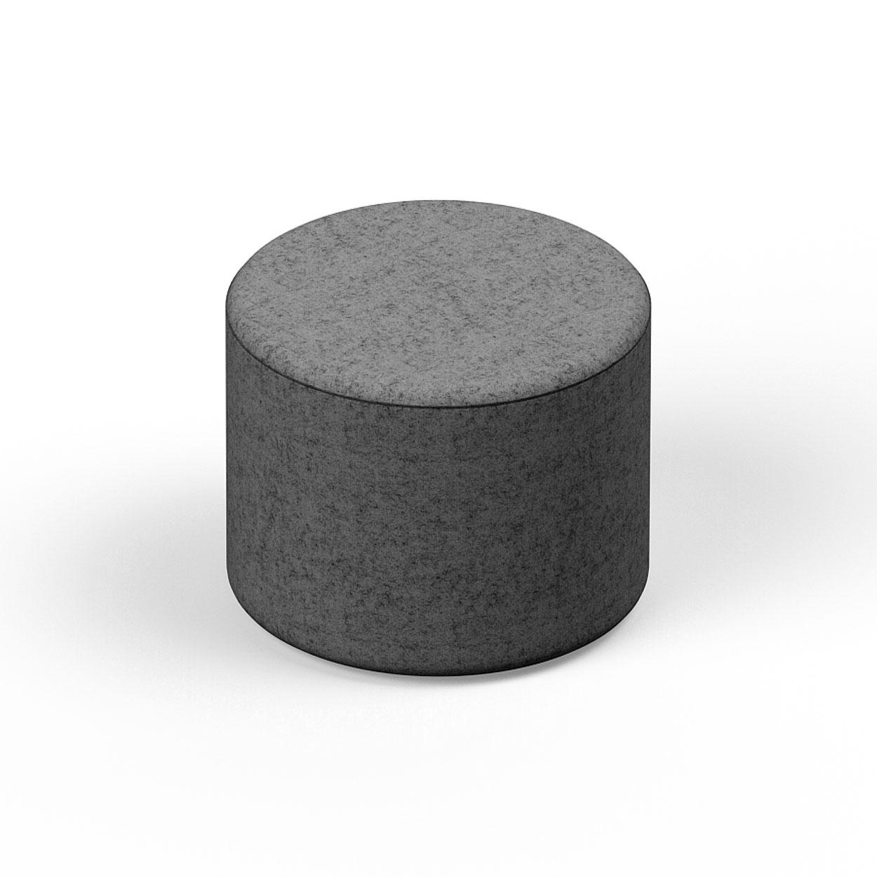 Pouf rond design Tapa