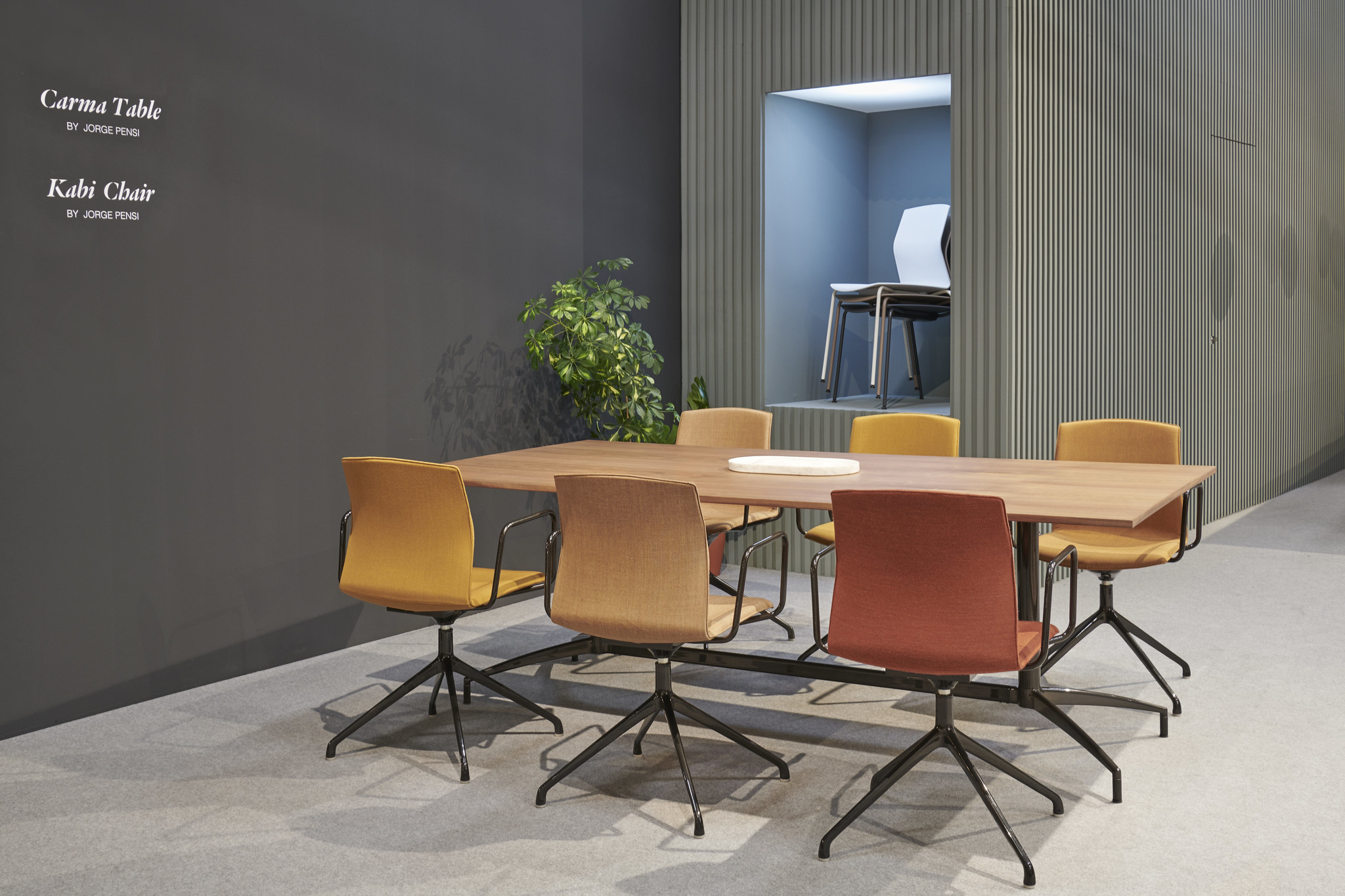 table de réunion carma