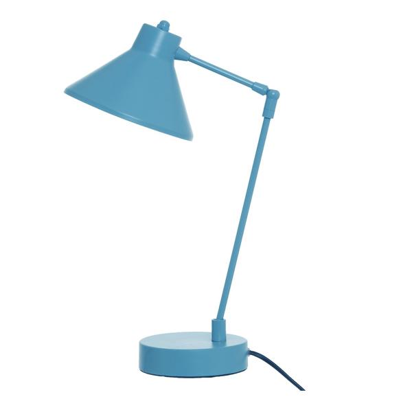 Lampe De Bureau Bleue En M Tal
