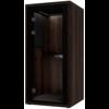 cabine phonebox noyer