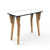 2. TABLE MODULABLE OPTION VELLEDA DEBOUT NOIR