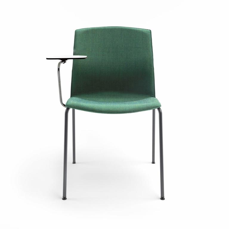 Chaise De Conférence Tapissée Avec Tablette Fauteuils Et Chaises