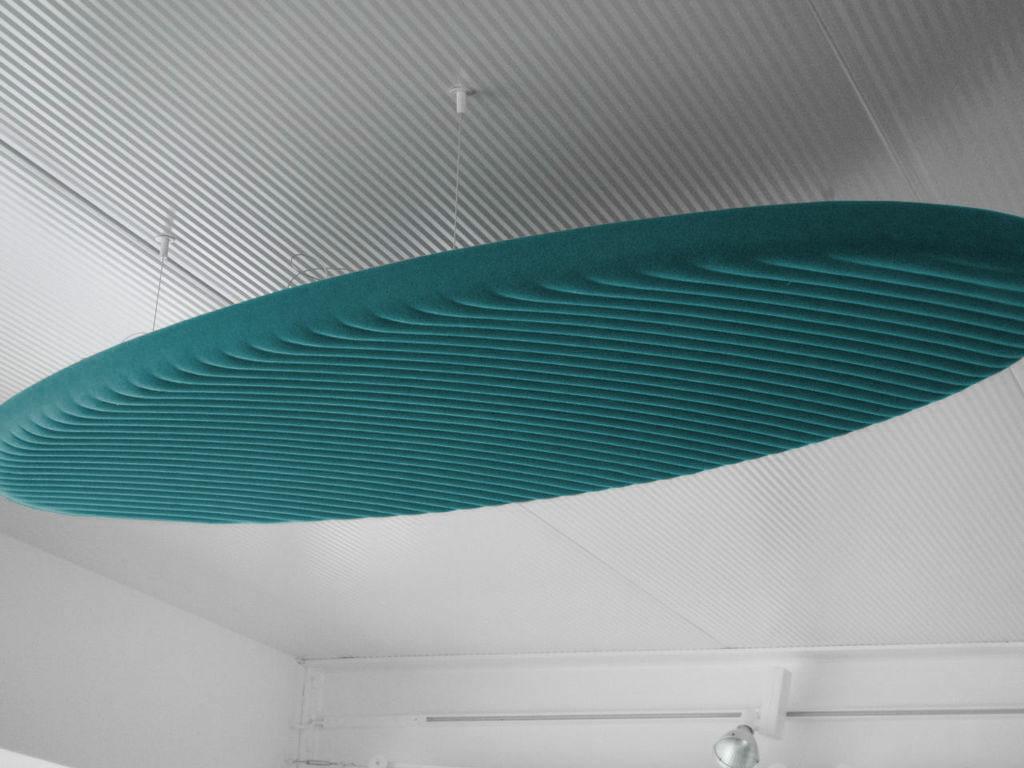 panneau-acoustique-suspendu-bleu