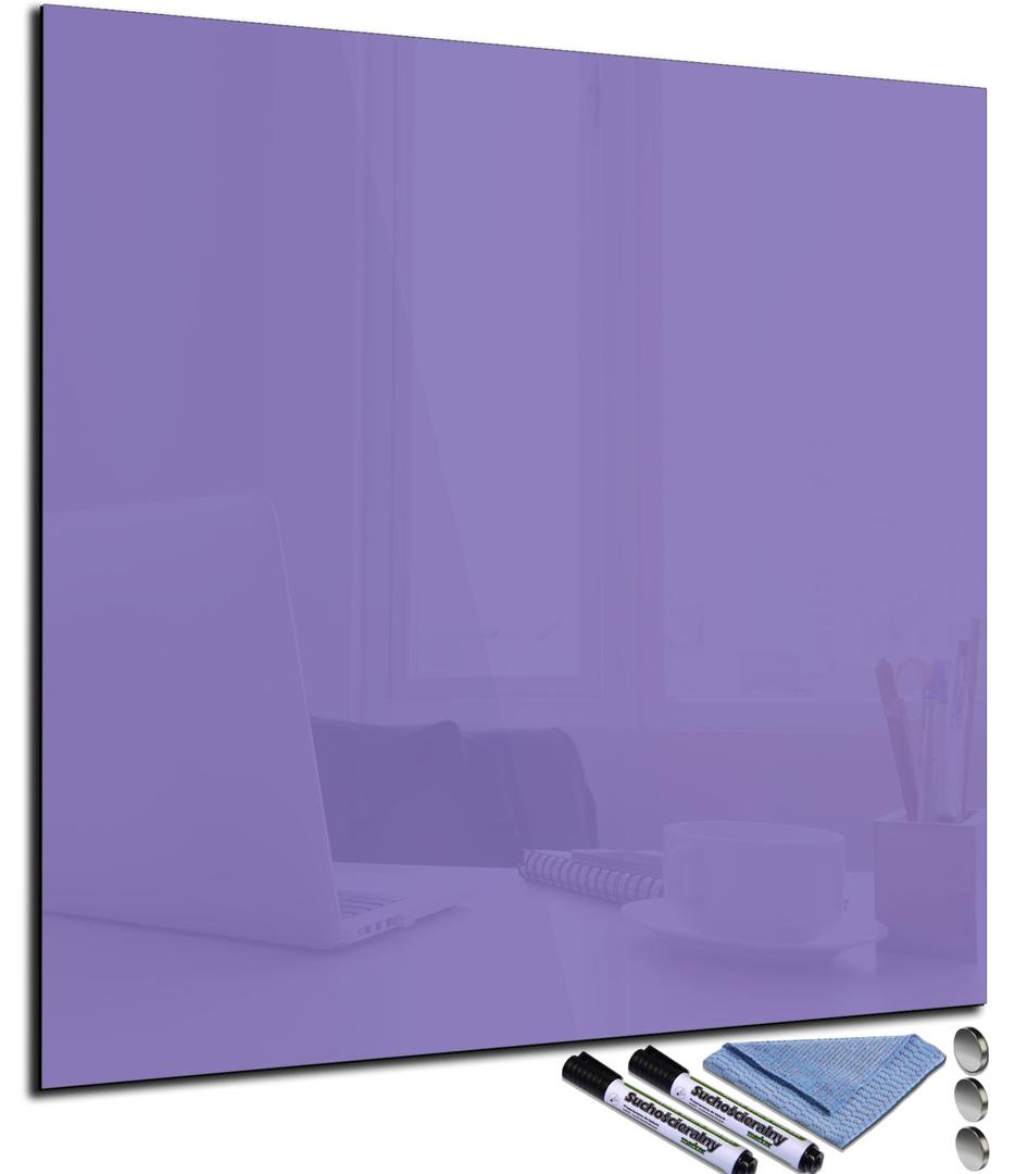 tableau en verre magnétique