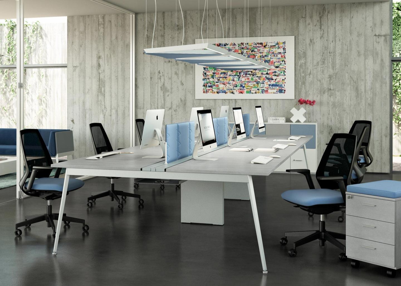 bureau bench 2 ou 4 personnes