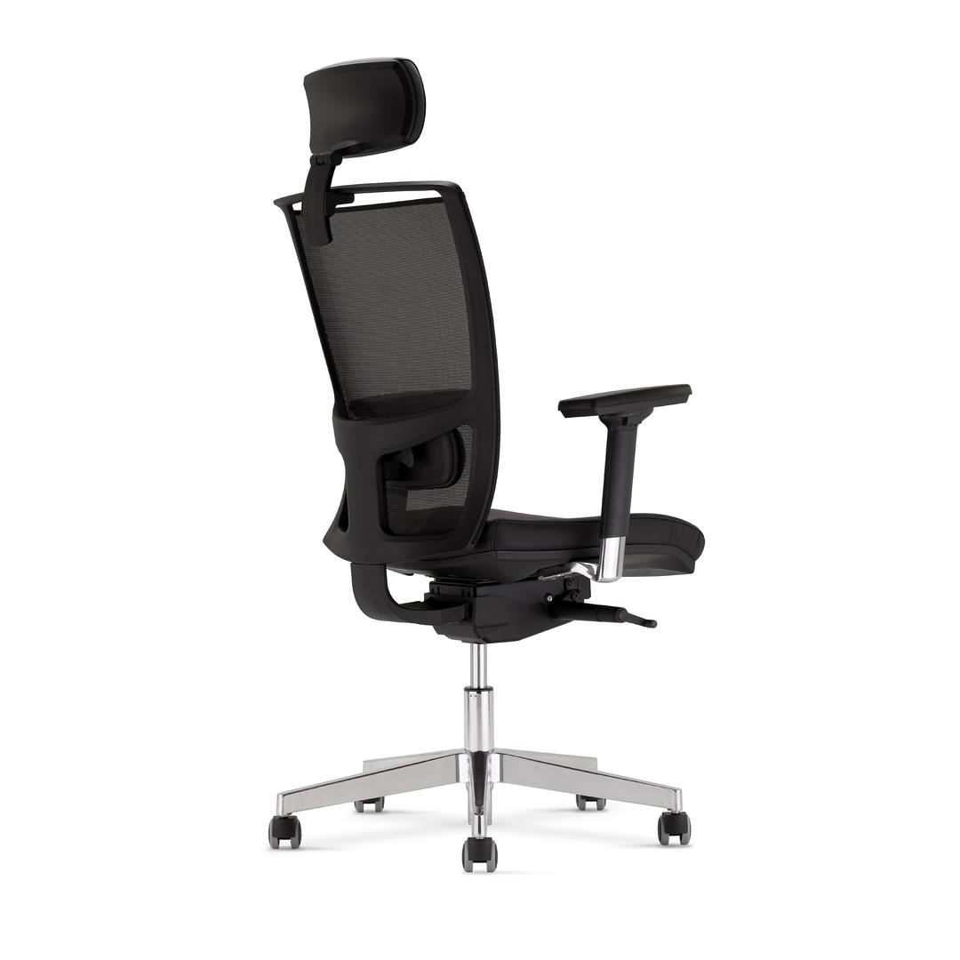 Chaise De Bureau Ergonomique Et Simple
